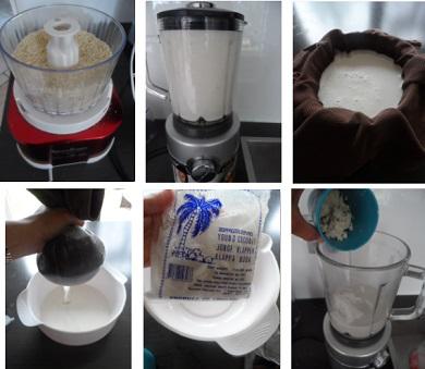 yoghurt maken kefir