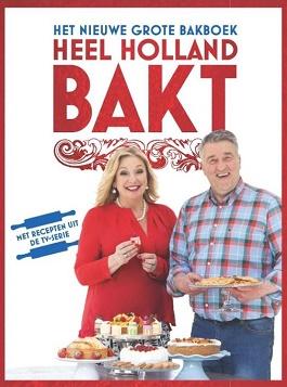 Het bakboek heel holland bakt 29 99 - Scandinavische cocktail tafel ...