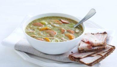 italiaanse soep minestrone