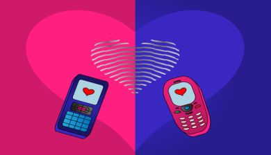 hoewel de smartphone internet twitter facebook en instagram niet meer ...: femna40.nl/relatie/versieren-alweer