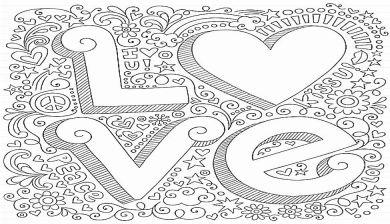 Kleurplaten Over De Liefde.Kleurplaten Over Bff Leuke Kleurplaten Voor Kids Download Deze Mooie