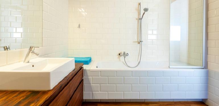 Wat maakt een badkamer ideaal femna40 - Wat kleur aan een badkamer ...