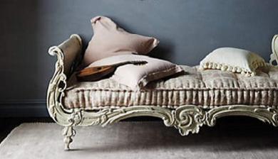 Slaapkamer in boudoirstijl, een Franse romance - FemNa40