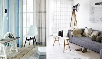 Wonen In Wit : Wit licht trends in raamdecoratie femna